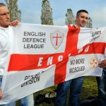 Tommy Robinson left the EDL