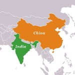 Uprisings in Arab countries and  Chinese spring