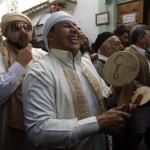 Libyan Sufis mark Prophet's birthday