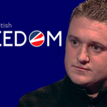 Tommy Robinson appointed Deputy Leader of British Freedom Party