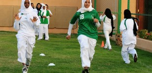 Saudi woman and moral courage