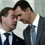 Russia's response to the Syrian uprising