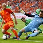 Euro 2012:Negative press coverage