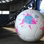 London Olympic footballs: Proudly made in Sialkot
