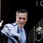 Mitt Romney: 'Britain is just a small island