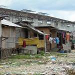 Slum and shack dwellers