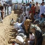 Under attack, Hazaras risk death to flee