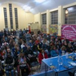 Packed meeting as Walthamstow prepares to stop EDL again