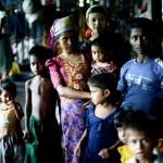 Rohingya Muslims facing genocide
