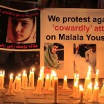 Dr Aafia a hero and Malala a villain