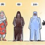 Mumbo-jumbo Islamic feminism & Talibanisation of Pak women