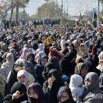 Hazara Shias bury victims four days after deadly Quetta bombings