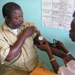 Global shortage in health workers