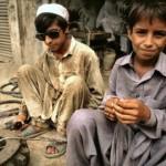 Pakistan:children forced into labour