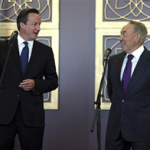 Cameron travelling arms merchant?