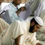 Shia clothes and Sunni textbooks