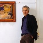 Turner artist Sir Hodgkin drops far-right aide