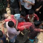 Bangladesh: the struggle continues